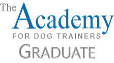 Academy for Dog Trainers Graduate